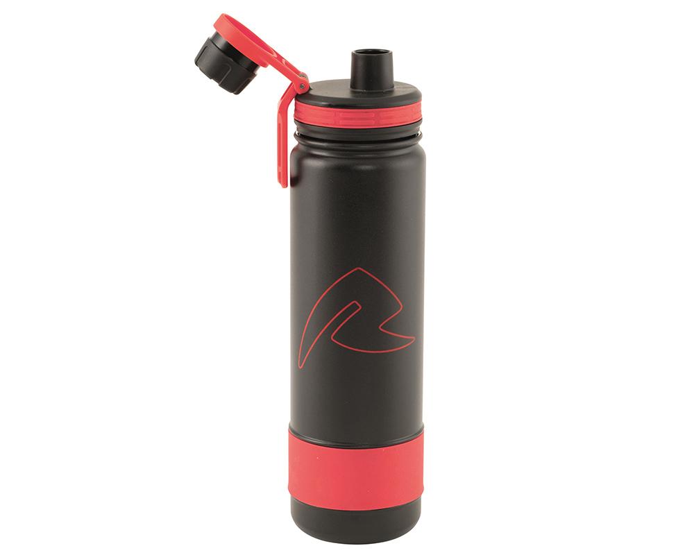 С отворена капачка термо бутилка Robens Wilderness Vacuum Flask 0.7L