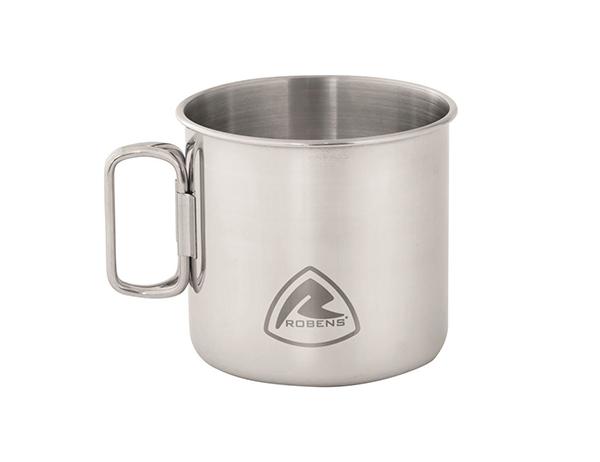 Чаша от неръждаема стомана Robens Pike Steel Mug