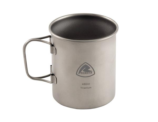 Титаниева чаша Robens Titanium Mug 2021