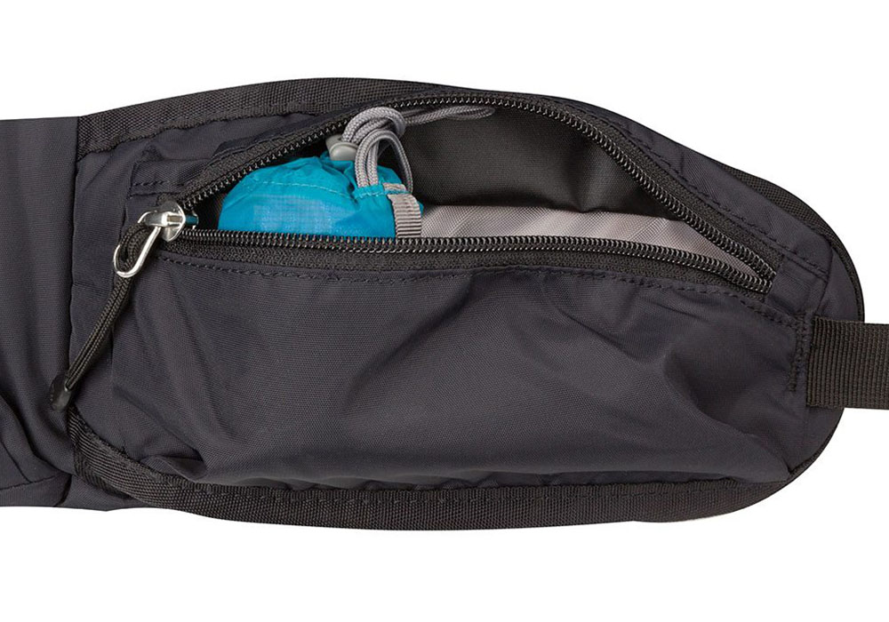 В багажа ултралека микрофибърна джобна кърпа Sea to Summit Airlite Towel