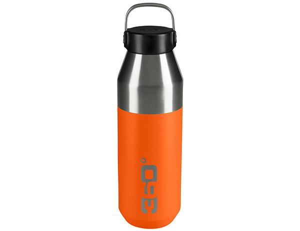 Термо бутилка 360 Degrees Vacuum Narrow Mouth 0.75L SIlver 2020
