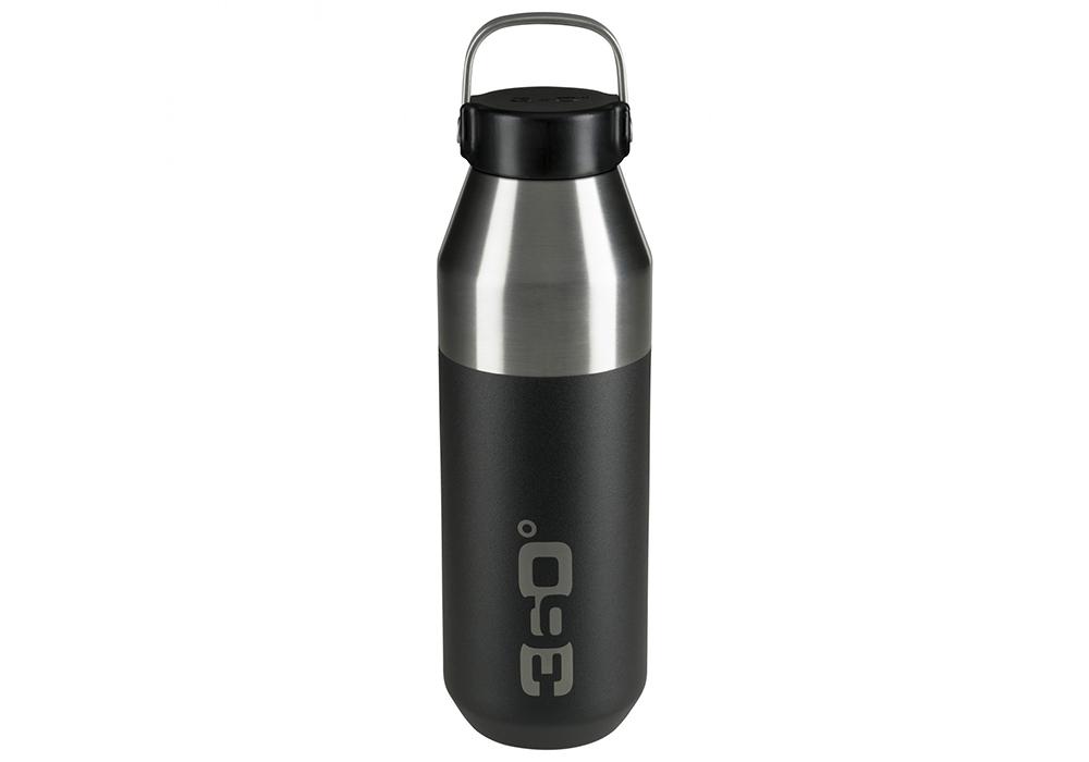 Термо бутилка 360 Degrees Vacuum Narrow Mouth 0.75L 2021 Balck