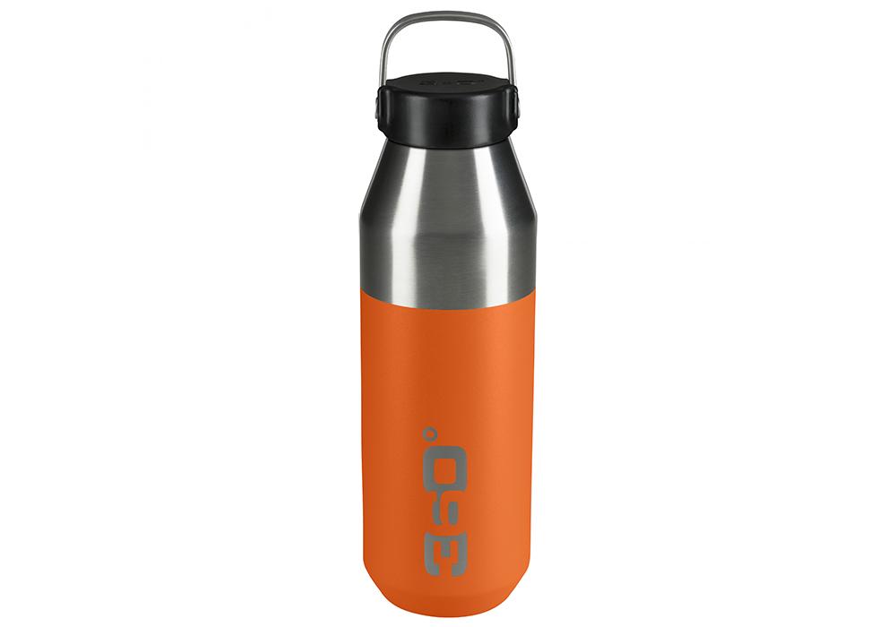 Термо бутилка 360 Degrees Vacuum Narrow Mouth 0.75L 2021 Pumpkin