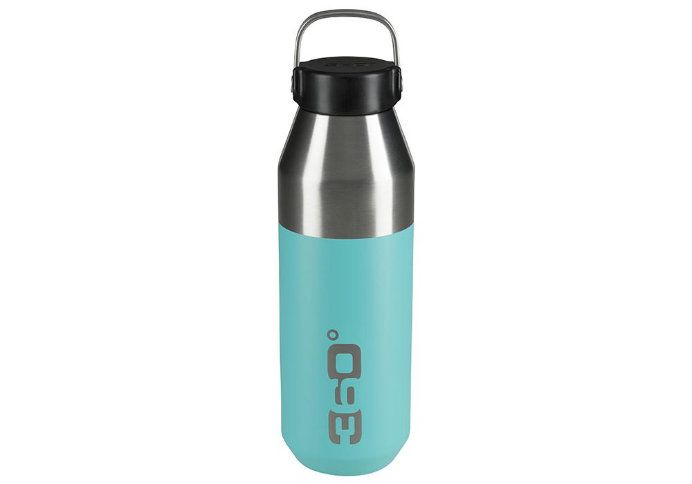 Термо бутилка 360 Degrees Vacuum Narrow Mouth 0.75L 2021 Turquiose