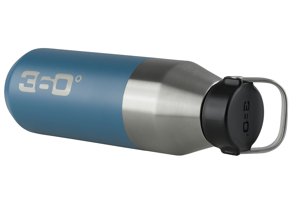 Хоризонтално изложена термо бутилка 360 Degrees Vacuum Narrow Mouth 0.75L 2021