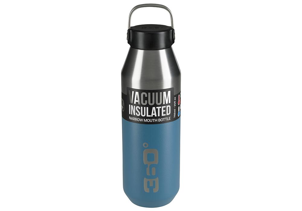 Стикер термо бутилка 360 Degrees Vacuum Narrow Mouth 0.75L 2021