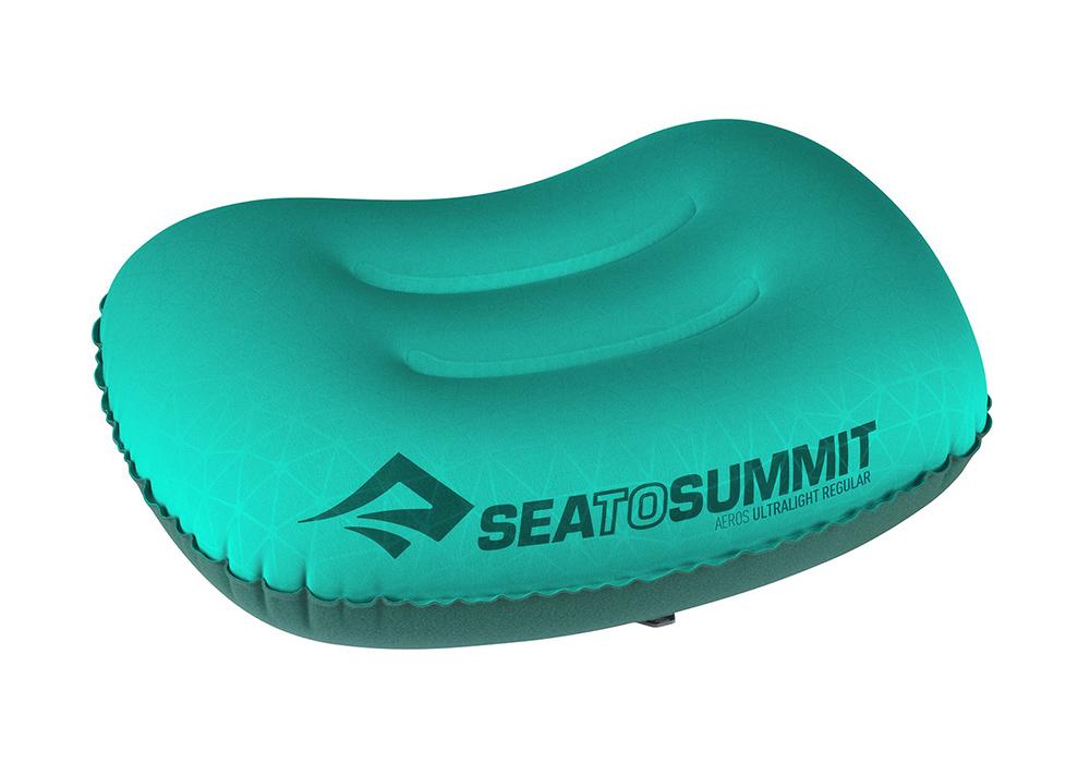 Надуваема възглавница Sea to Summit Aeros Ultralight Regular Sea Foam 2021