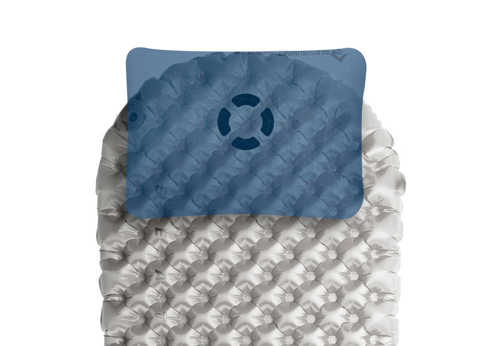 Захващане към постелка възглавница Sea to Summit Foam Core Pillow Large Grey 2021