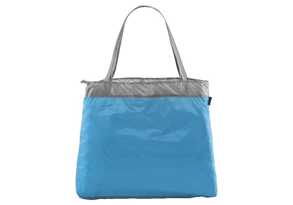 Гръб на джобна чанта Sea to Summit Ultra-Sil Shopping Bag Sky Blue