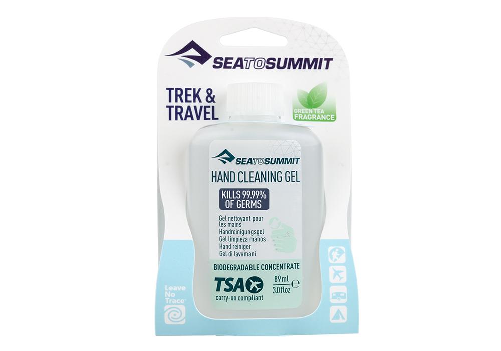 Концентриран течен дезинфектант за ръце Sea to Summit Trek & Travel Liquid Hand Cleaning Gel 89ml