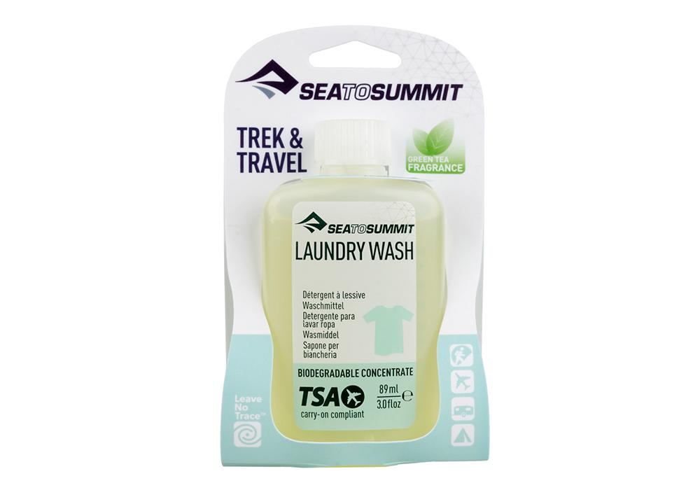 Концентриран течен препарат за пране Sea to Summit Trek & Travel Liquid Laundry Wash 89ml