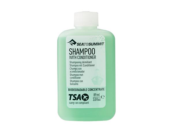 Концентриран течен шампоан Sea to Summit Trek & Travel Liquid Conditioning Shampoo 89ml