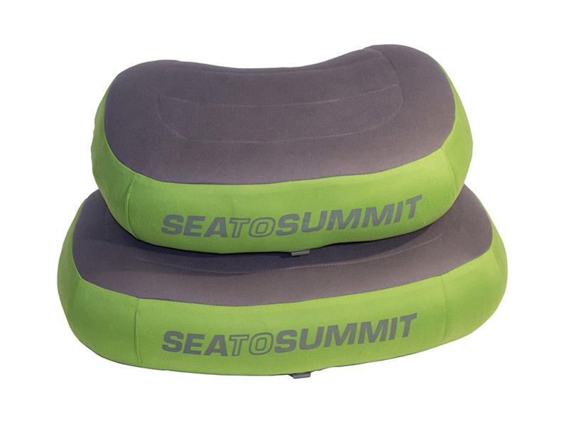 Стандартен и голям размер на надуваеми възглавници Sea to Summit Aeros Premium