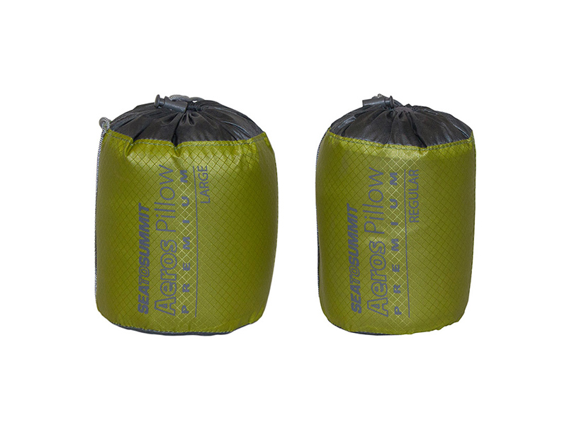 Калъфи на стандартен и голям размер на надуваеми възглавници Sea to Summit Aeros Premium