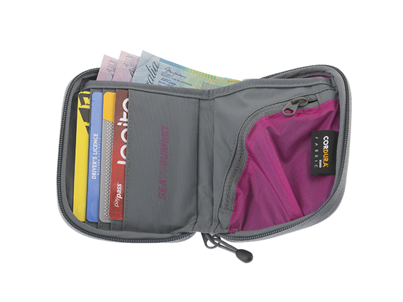 Отворен Sea to Summit RFID Travel Wallet Small
