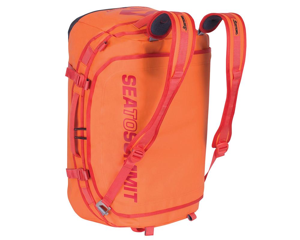 Експедиционен сак - раница Sea to Summit Nomad Duffle Bag 45L презрамки за гръб