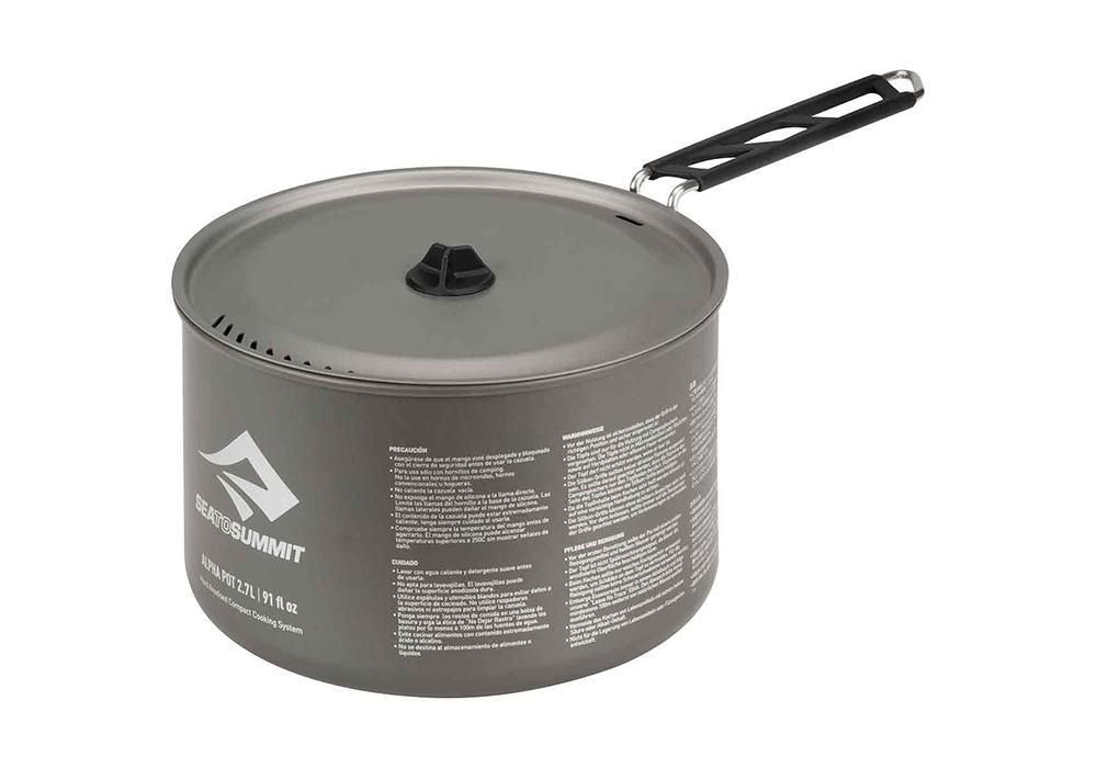 Тенджера за готвене Sea to Summit Alpha 2.7L Pot