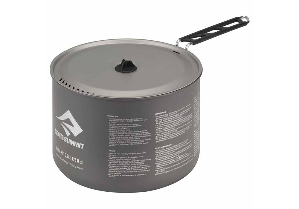 Тенджера за готвене Sea to Summit Alpha 3.7L Pot
