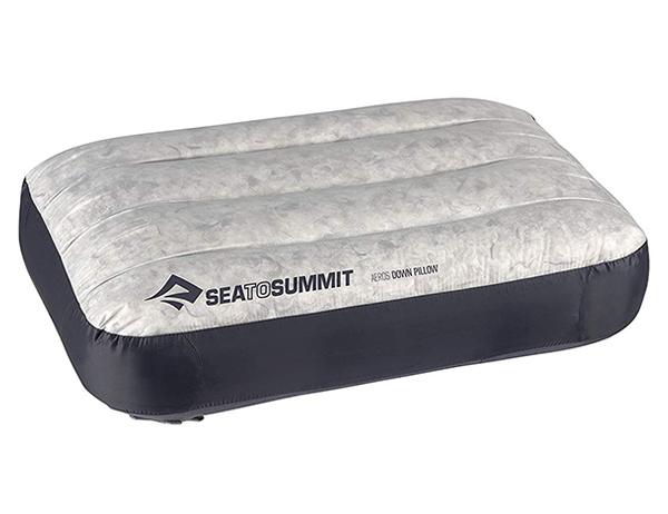 Aeros Down Pillow Large Grey 2021