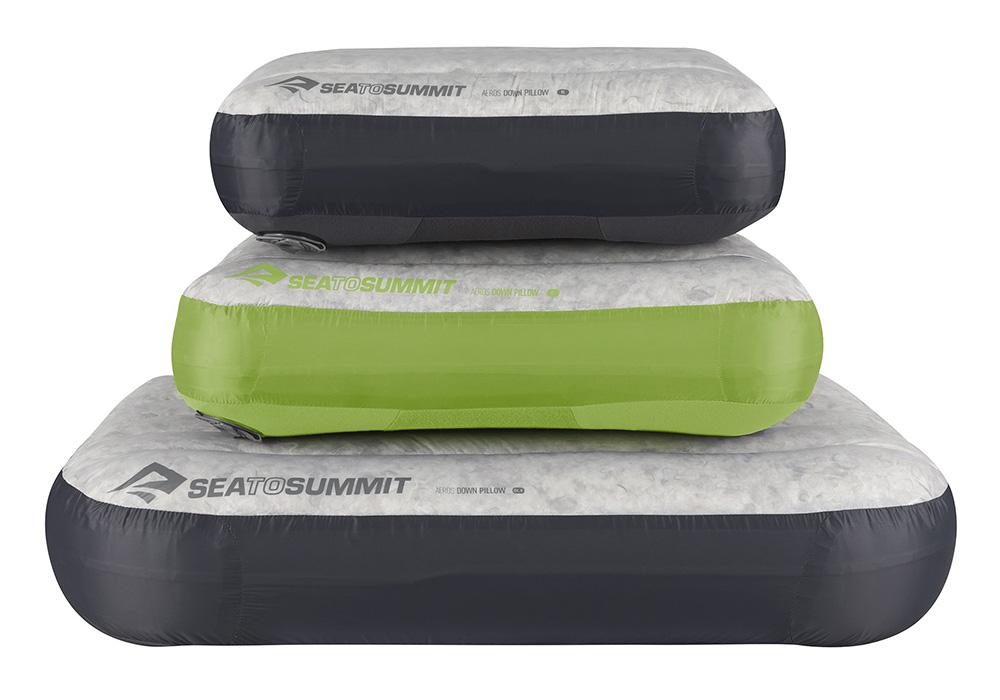 Надуваеми пухени възглавници Aeros Down Pillow