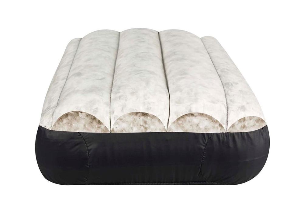 Пух в надуваема пухена възглавница Aeros Down Pillow