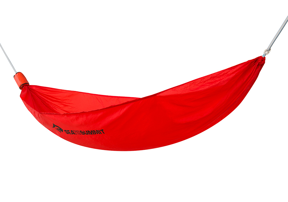 Hammock Set Pro Single червен