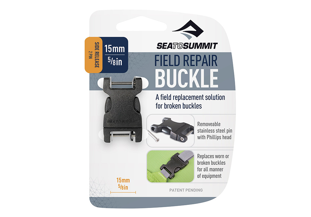 Резервна катарама Sea to Summit Field Repair Buckle 15 mm Side Release 2 Pin
