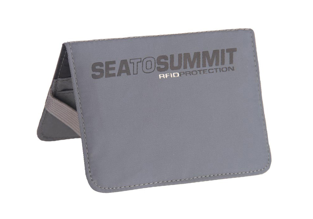 Затворен портфейл за карти Sea to Summit Card Holder RFID