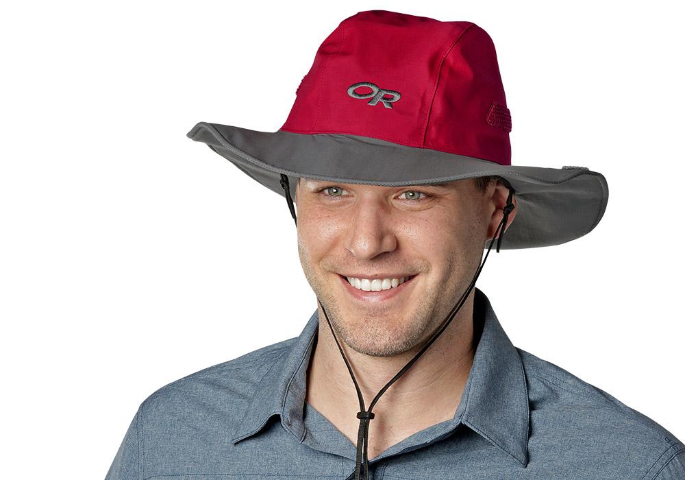Туристическа шапка с периферия Outdoor Research Seattle Sombrero