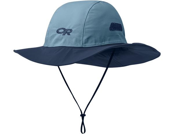 Туристическа шапка с периферия Outdoor Research Seattle Sombrero Vintage Dusk 2021