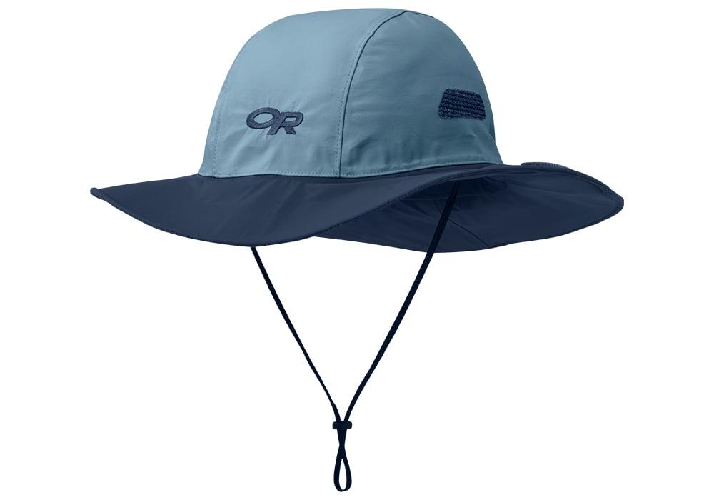 Туристическа шапка с периферия Outdoor Research Seattle Sombrero Vintage Dusk