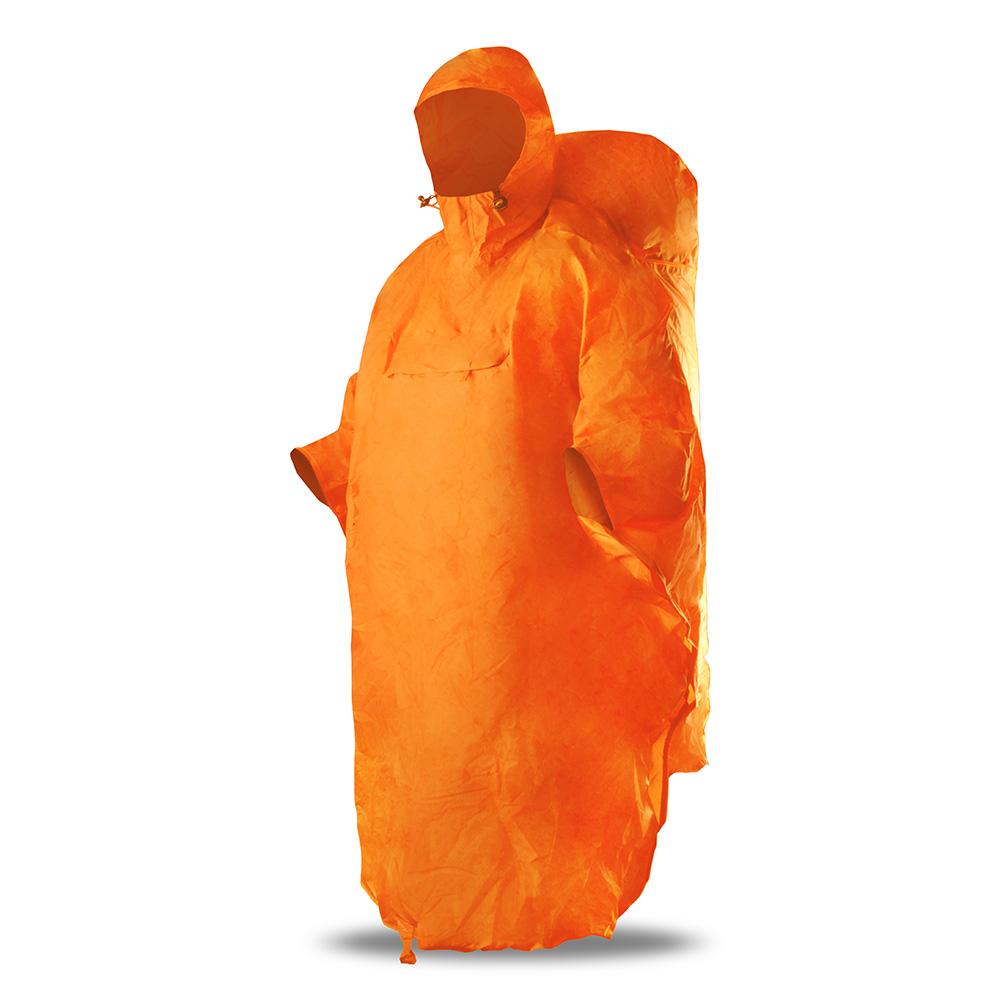 Пончо-дъждобран Trimm Ones Orange