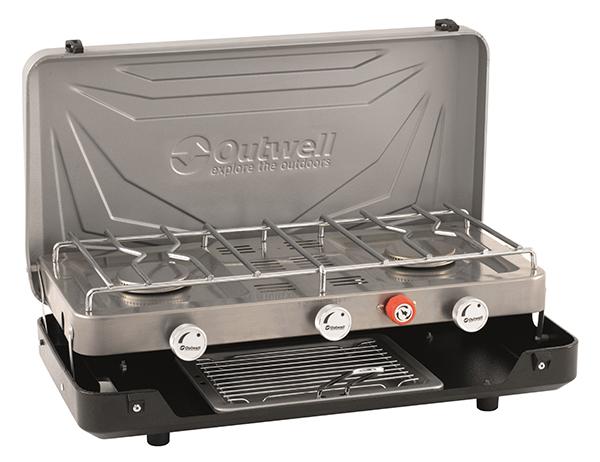 Комбиниран газов котлон с тостер Outwell Habanaro 2018