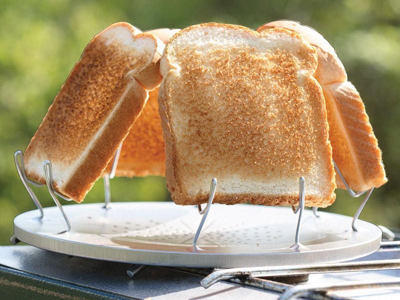 Сгъваем къмпинг тостер