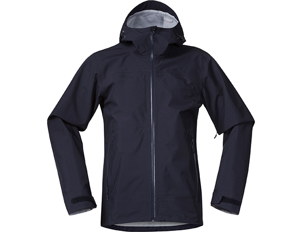 Мъжко хардшел яке Bergans Ramberg Navy Night Blue
