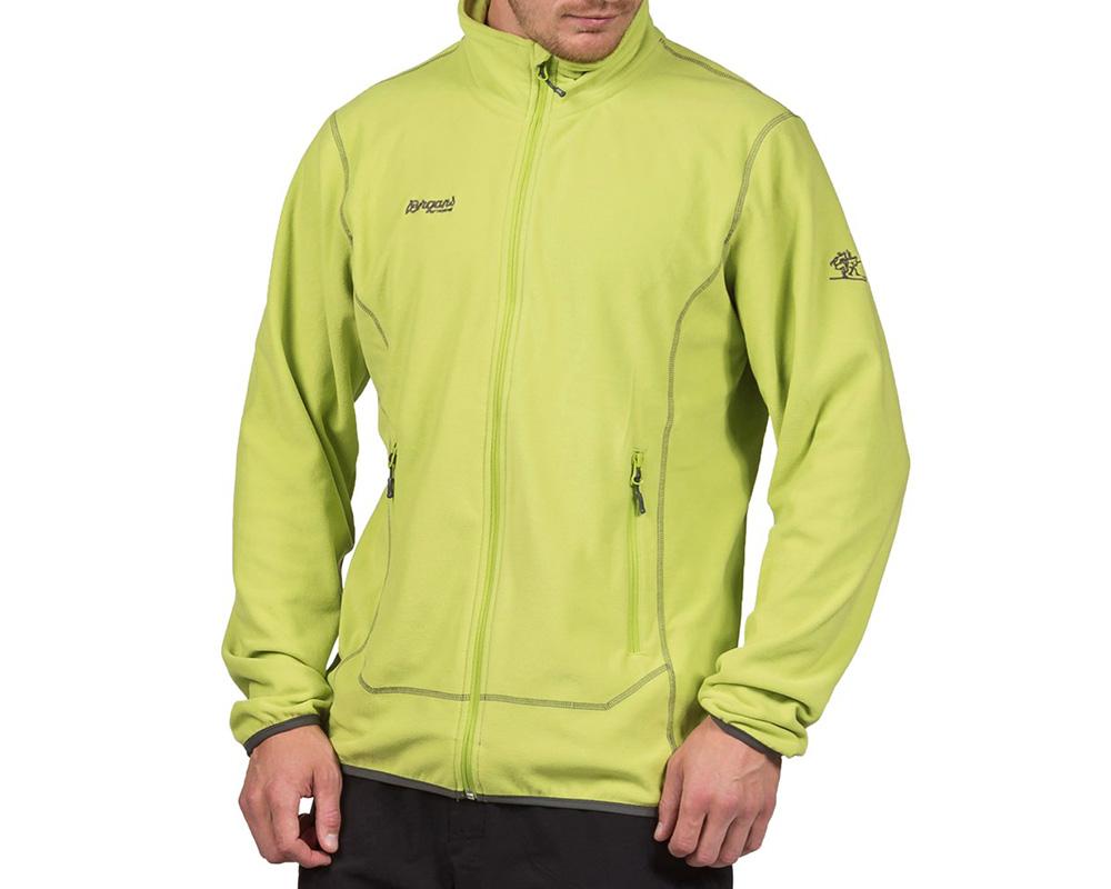 Мъжко поларено яке Bergans Ylvingen Jacket манекен