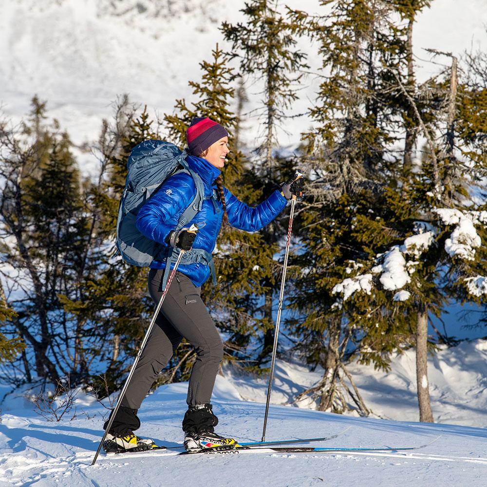 Зимен трекинг със софтшел панталон Bergans Breheimen Softshell Pants