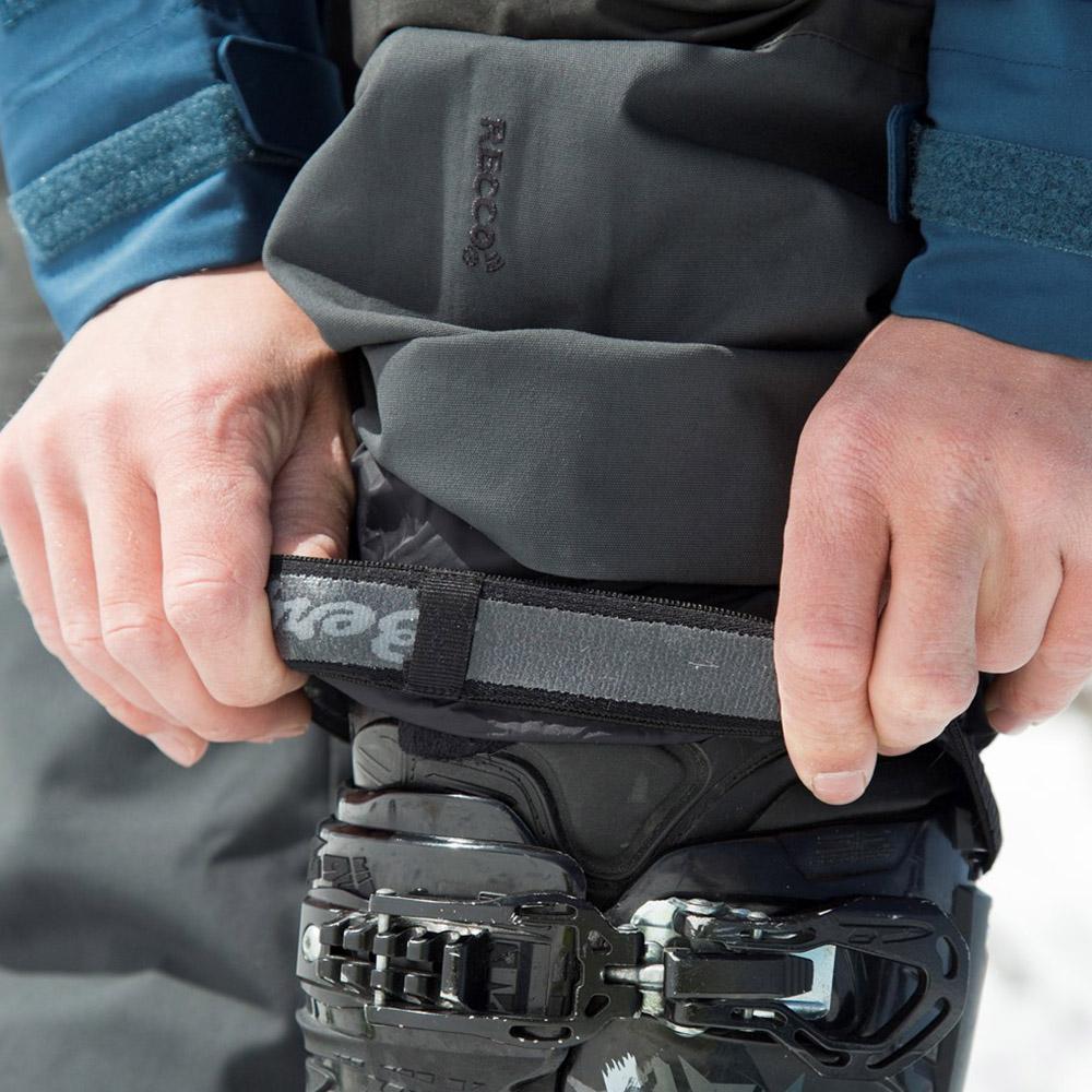 Вътрешни гети на ски панталон с изолация Bergans Hafslo Insulated