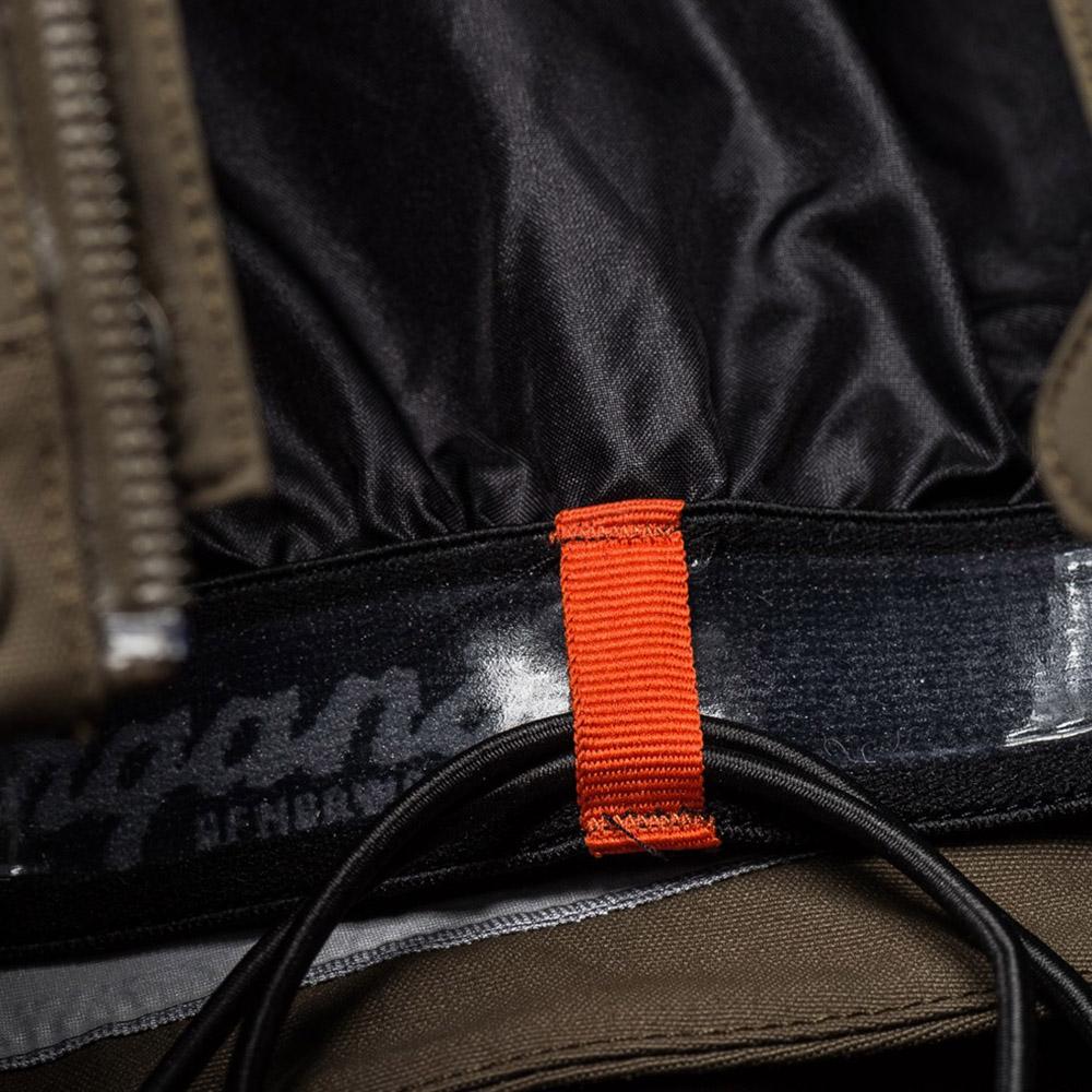 Гайки за шнурове на гети ски панталон с изолация Bergans Hafslo Insulated