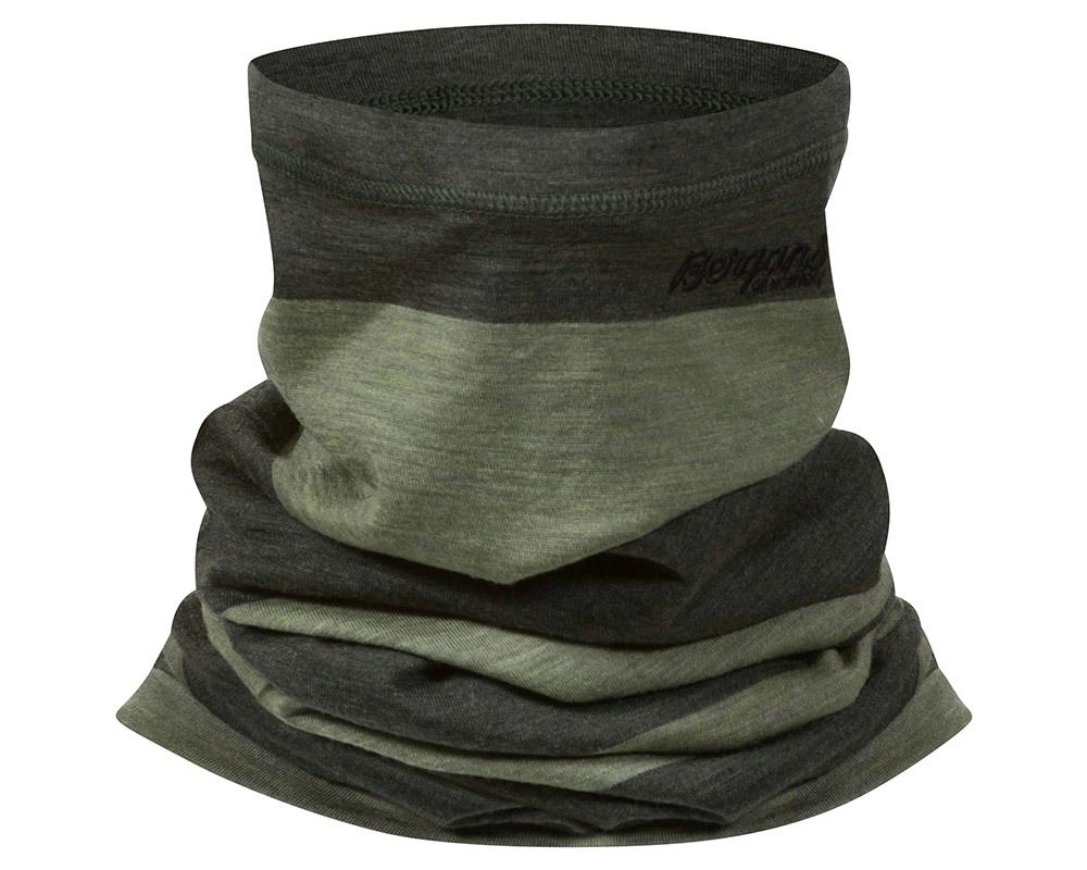 Merino Шал, лента за шия и глава Bergans Fjellrapp Neck Warmer продуктова снимка