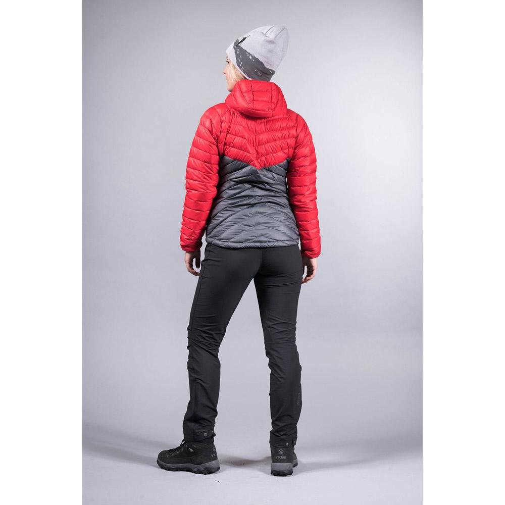 Странични еластични шнурове за пристягане при талията на дамско пухено яке Bergans Slingsbytind Down Lady Jacket