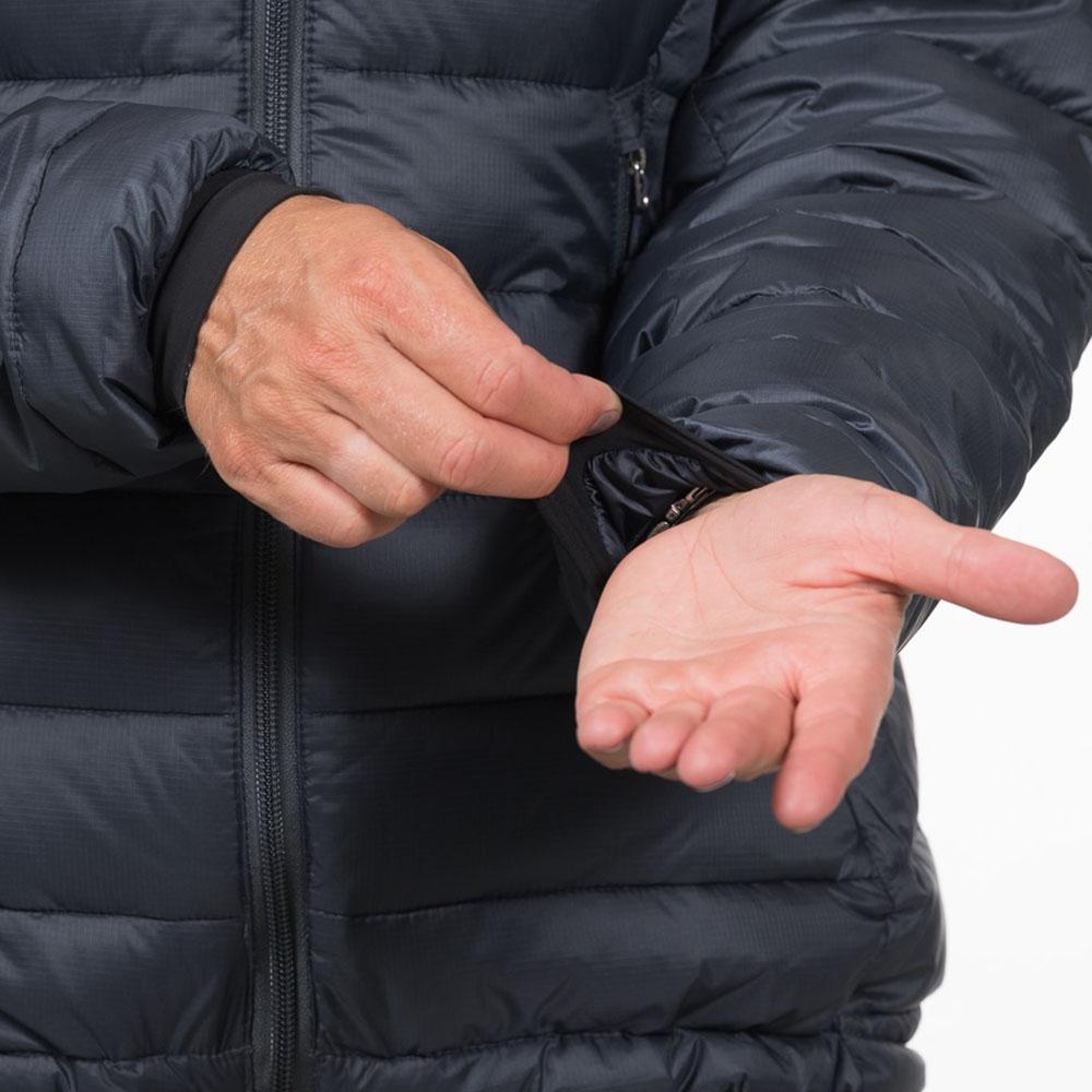 Маншети на ръкавите пухенка Bergans Slingsby Down Light W w/Hood