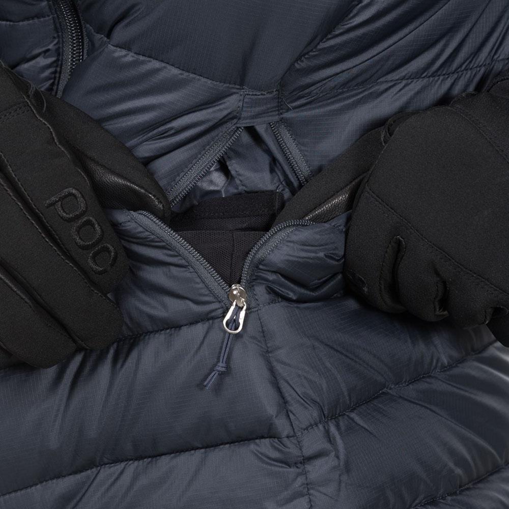 Еластични шнурове за пристягане в джобовете пухенка Bergans Slingsby Down Light W w/Hood