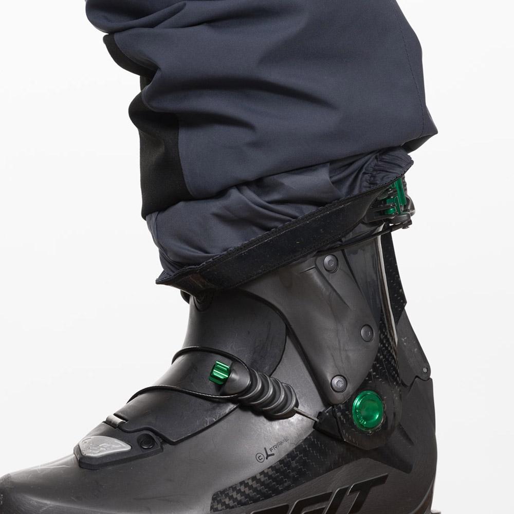 Вътрешни гети на ски панталон с изолация Bergans Stranda Insulated W