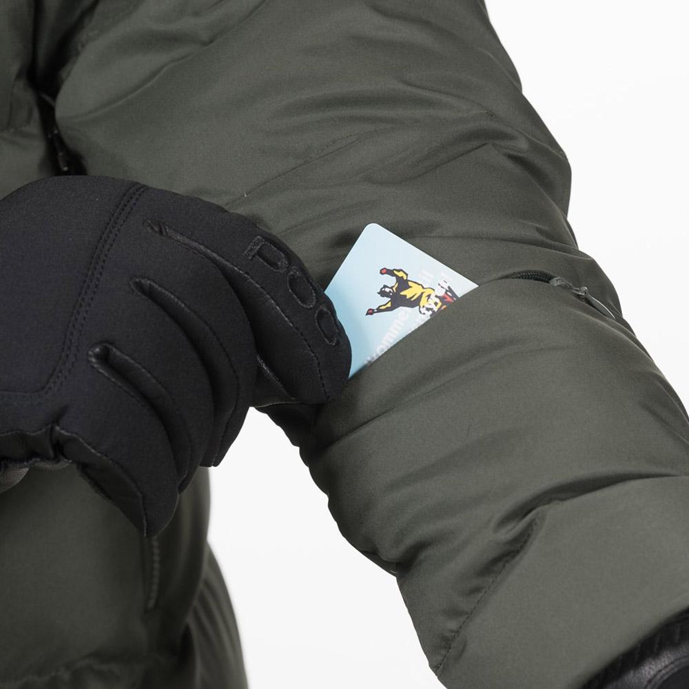 Джоб за карта за ски пухенка за ски Bergans Stranda Down Hybrid