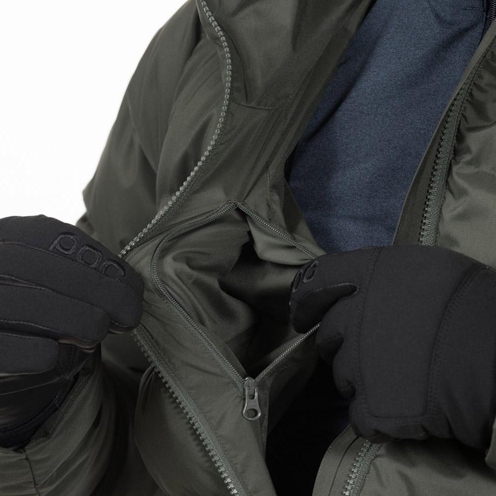 Вътрешен джоб пухенка за ски Bergans Stranda Down Hybrid