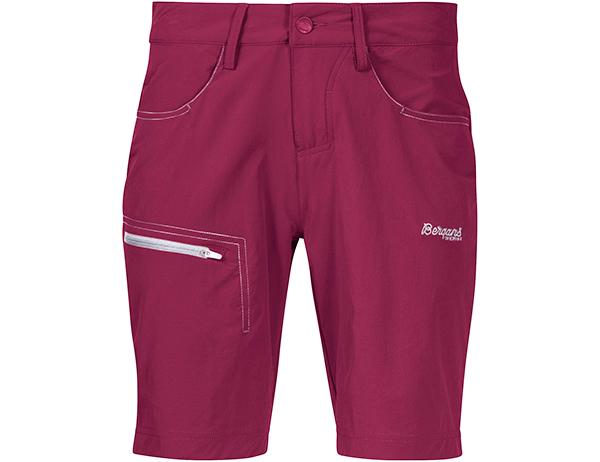 Дамски къс панталон Bergans Moa W Shorts Beet Red 2020