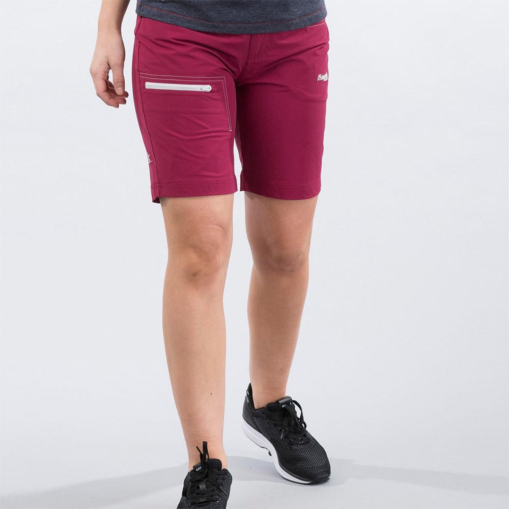 Лице на къс панталон Bergans Moa W Shorts Beet Red 2020