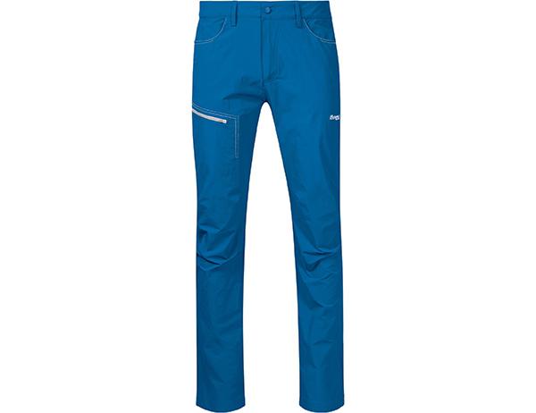 Мъжки туристически панталон Bergans Moa Pants Classic Blue 2020