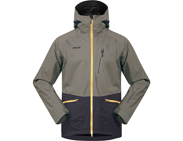 Мъжко ски яке Bergans Myrkdalen Insulated Jacket Green Mud модел 2020
